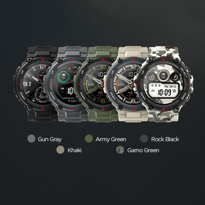 Está disponible en 5 colores diferentes, pero por ahora en España sólo se puede adquirir en Rock Black (negro)
